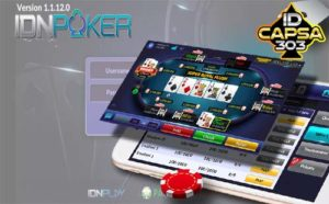 Agen Poker Online Berkualitas Server IDNPlay Bersama INDOBET303