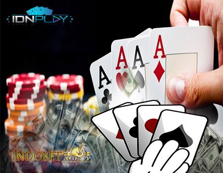 Game KArtu Paling Menarik Hanya Ada DI Poker IDNPlay Online
