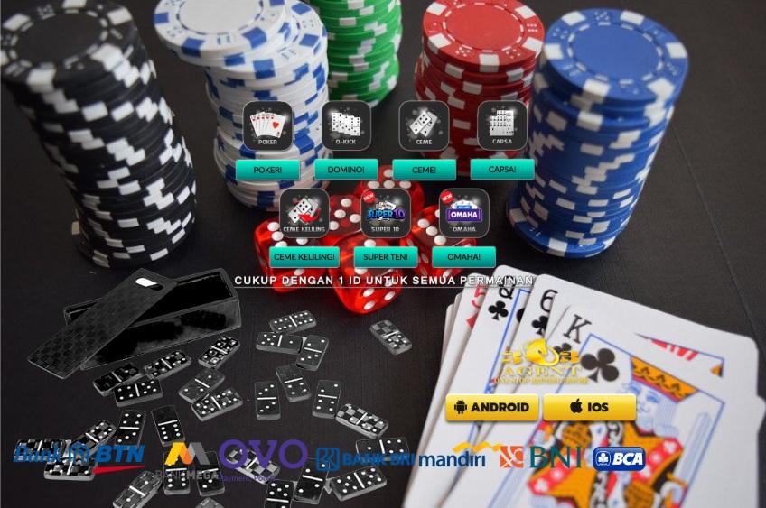 Situs Agen Poker IDN Layanan Deposit 24 Jam Tanpa Henti